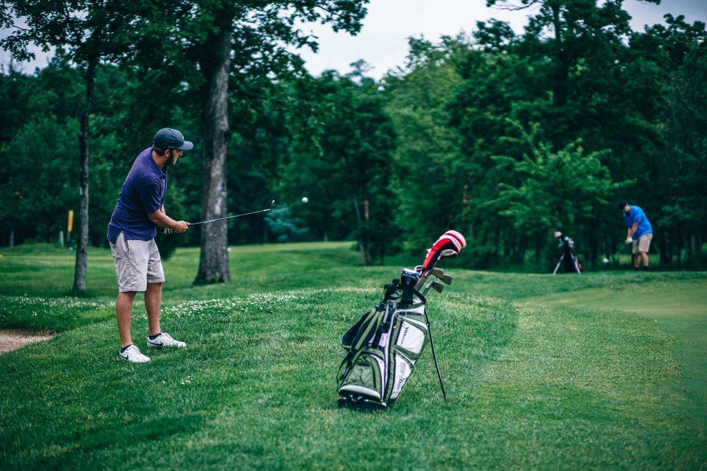 Golfclinic en bbq de Drentsche Golf & Country Club